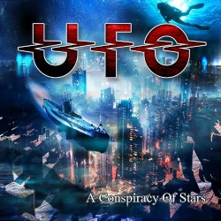 UFO - A Conspiracy Of Stars - DOUBLE LP GATEFOLD COLOURED + CD