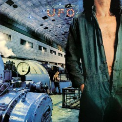 UFO - Lights Out - CD