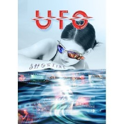 UFO - Showtime - DOUBLE DVD SUPER JEWEL