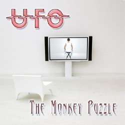 UFO - The Monkey Puzzle - CD