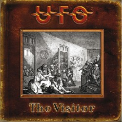 UFO - The Visitor - CD