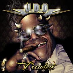 U.D.O - Decadent - CD DIGIPACK
