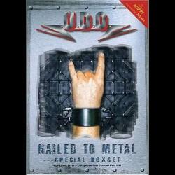 U.D.O - Nailed To Metal - DVD