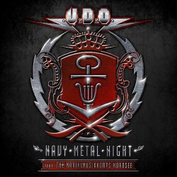 U.D.O - Navy Metal Night - 2CD + BLU-RAY