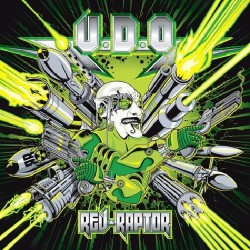 U.D.O - Rev-Raptor - CD