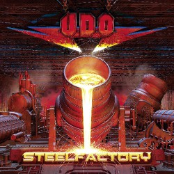 U.D.O - Steelfactory - CD DIGIPAK