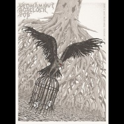 Ufomammut - Agalloch - Yob - Wow Hall - Lithograph