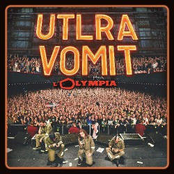 Ultra Vomit - L'Olymputaindepia - DOUBLE LP GATEFOLD + DVD
