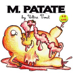 Ultra Vomit - M. Patate - CD SLIPCASE