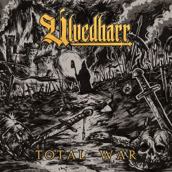 Ulvedharr - Total War - CD