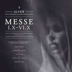 Ulver - Messe I.X-VI.X - CD SLIPCASE