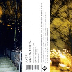 Ulver - Teachings in Silence - CD