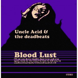 Uncle Acid & The Deadbeats - Blood Lust - CD