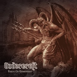 Undercroft - Ruins of Gomorrah - CD