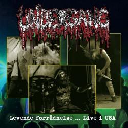 Undergang - Levende Forradnelse... Live I USA - CD DIGIPAK