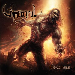 Unmerciful - Ravenous Impulse - CD