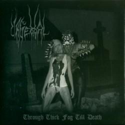 Urgehal - Through Thick Fog Till Death - CD DIGIPAK