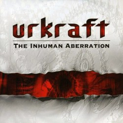 Urkraft - The inhuman aberration - CD