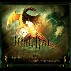 Uruk Hai - ...And All The Magic And Might He Brought... - CD DIGIPAK