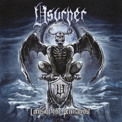 Usurper - Lords Of The Permafrost - LP COLOURED