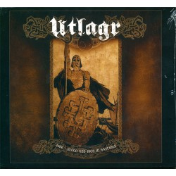 Utlagr - 1066 - Blood and iron in hastings - CD DIGIPACK