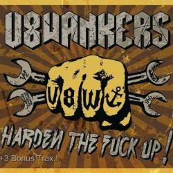 V8 Wankers - Harden The Fuck Up! - CD DIGIPACK