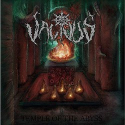 Vacivus - Temple Of The Abyss - CD