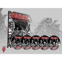 Vader - Live In Necro Reich - 4CD + DVD DIGIPAK