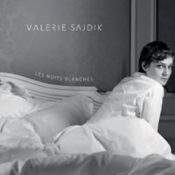 Valerie Sajdik - Les Nuits Blanches - CD DIGIPAK