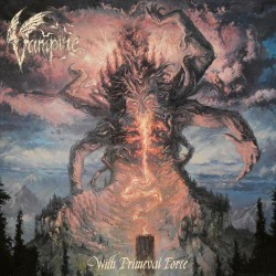 Vampire - With Primeval Force - CD DIGIPAK cross-shaped