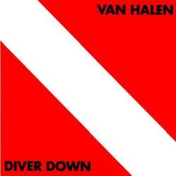 Van Halen - Diver Down - LP