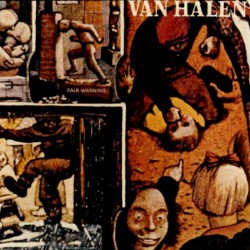 Van Halen - Fair Warning - CD