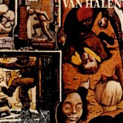 Van Halen - Fair Warning - LP