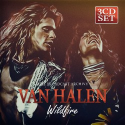 Van Halen - Wildfire - Triple CD