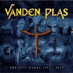 Vanden Plas - The Epic Works 1991-2015 - 11-CD Box set