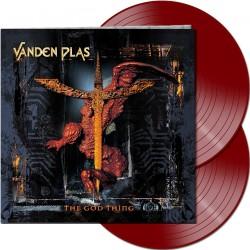 Vanden Plas - The God Thing - DOUBLE LP GATEFOLD COLOURED