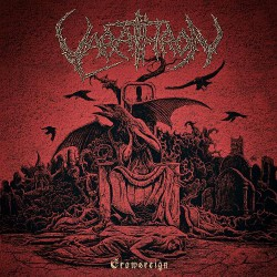 Varathron - Crowsreign - DOUBLE LP GATEFOLD COLOURED