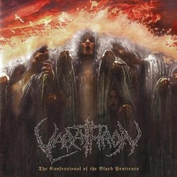 Varathron - The Confessional Of The Black Penitents - LP Gatefold