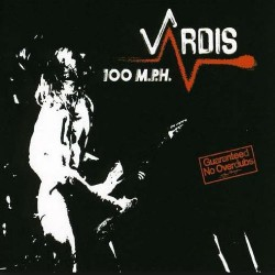 Vardis - 100 M.P.H. - CD DIGIPAK
