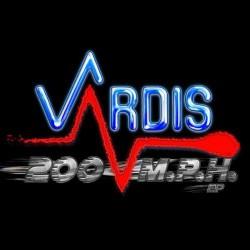 Vardis - 200 M.P.H. EP - CD EP