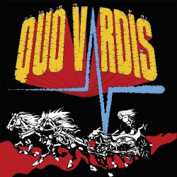 Vardis - Quo Vardis - LP COLOURED