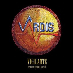 Vardis - Vigilante - CD