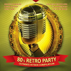 Various Artists - 80's Retro Party - CD