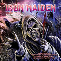 Various Artists - A Tribute To Iron Maiden - Celebrating The Beast Vol. 1 - CD DIGIPACK
