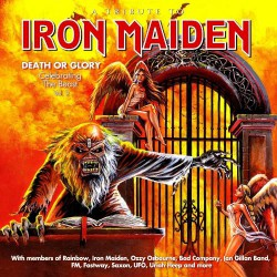 Various Artists - A Tribute To Iron Maiden - Death Or Glory Celebrating The Beast Vol.2 - CD DIGIPAK