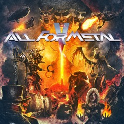 Various Artists - All For Metal Vol. V - CD + DVD