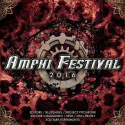 Various Artists - Amphi Festival 2016 - CD