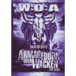 Various Artists - Armageddon Over Wacken 2005 - DOUBLE DVD