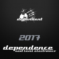 Various Artists - Dependence Next Level Electronics 2017 - CD SLIPCASE