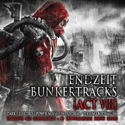 Various Artists - Endzeit Bunkertracks Act VIII - 4CD BOX